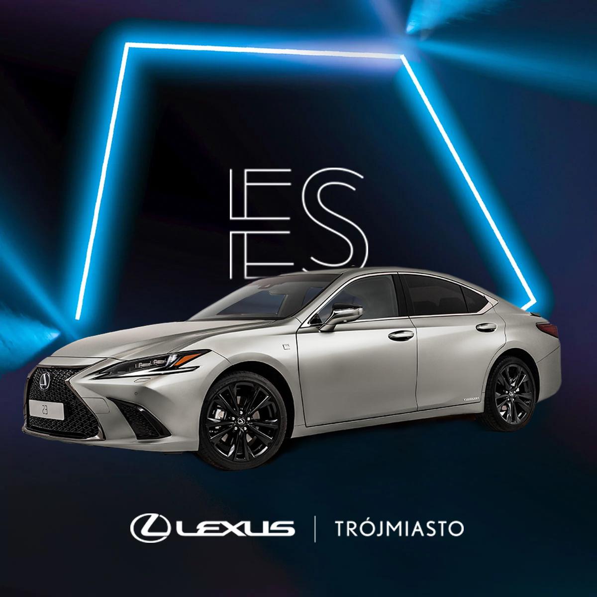 Lexus-ES-Trójmiasto